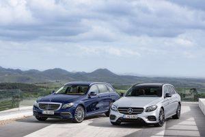 "Pristatytas naujasis ""Mercedes-Benz"" E klasės universalas"