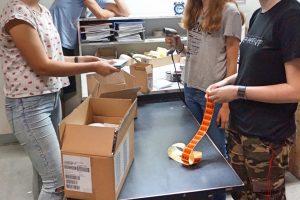 Įdomus projektas: vasarai įdarbina darbuotojų vaikus