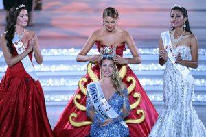 """""""Miss pasaulis 2015"""" karūnuota ispanė"""