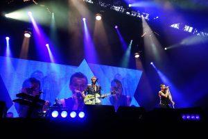 """""""Depeche Mode"""" paskelbė, kas pradės grupės koncertą Vilniuje"""