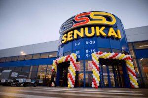 """""""Kesko Senukai"""" stiprina pozicijas Latvijoje: atnaujina prekės ženklą"""