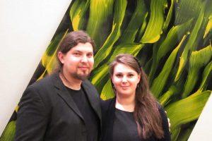 Kauno tapytojų duetas – apie rudenį ir besibaigiančius metus