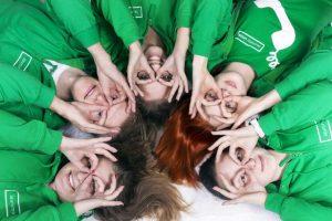"""""""Jaunimo linija"""" kviečia prisijungti prie savanorių komandos"""