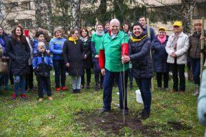 Sutvarkyta 14 senelių globos namų visoje Lietuvoje