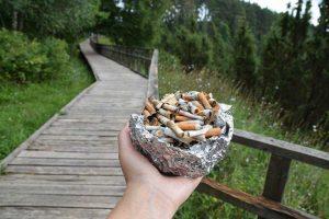 Gamtininkai nebetenka kantrybės: gal galite nerūkyti Kadagių slėnyje?
