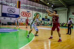 Lietuvos U17 krepšinio rinktinė nugalėjo Turkijos bendraamžius