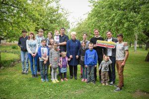 Prezidentė: mano svajonė – Lietuva be globos vaikų