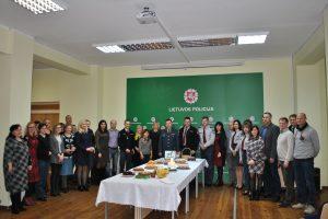Pyragų dieną šventė ir Alytaus policija