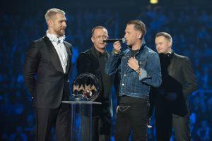 M.A.M.A apdovanojimai muzikos žvaigždes ir žvaigždutes subūrė į Kauną