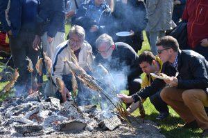 Ilgąjį savaitgalį Neringa kviečia į Žiobrinių šventę (programa)