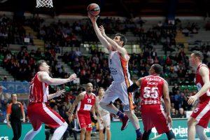 Lietuvos krepšininkai pralaimėjusiai Milano komandai pelnė 21 tašką