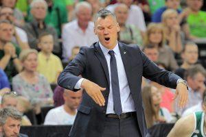 """""""Žalgirio"""" krepšininkai Italijoje nugalėjo Udinės komandą"""
