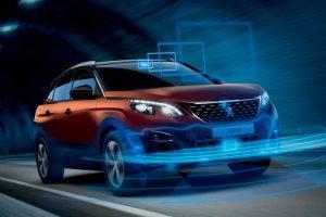"""Naujasis ,,Peugeot"""" modelis pelnė aukščiausią saugumo įvertinimą"""