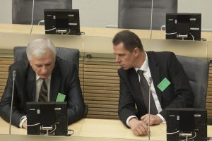 Paskirti šeši Lietuvos Aukščiausiojo Teismo teisėjai