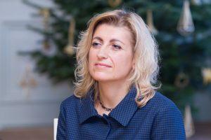 Kultūros ministrė Seime aiškino, kaip paskyrė laikinąjį LNOBT vadovą