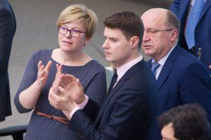 A. Kubilius: I. Šimonytė būtų puiki kandidatė į prezidentus
