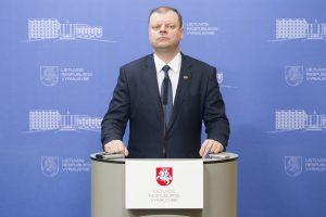 Vyriausybė patvirtino savo darbų įgyvendinimo planą