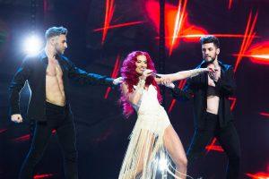 """""""Eurovizijos"""" atrankos scenoje – dar 13 atlikėjų"""