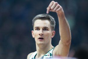 R. Kurtinaičio auklėtiniai Palangoje pralaimėjo Rusijos krepšinio ekipai