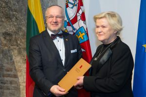 J. Olekas: dabar Patriotų premija tikrai žinoma