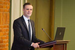 G. Landsbergis prakalbo apie atsistatydinimą, V. Landsbergis nepritaria