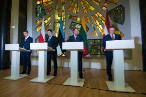Baltijos šalys – prieš ES nuobaudas Lenkijai