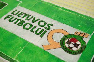 Lietuviškas futbolo projektas pretenduoja į UEFA apdovanojimą