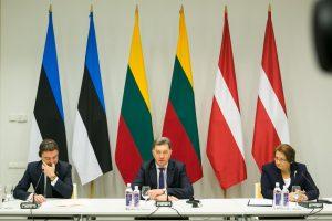 Baltijos šalys sprendžia, kaip sinchronizuoti elektros tinklus