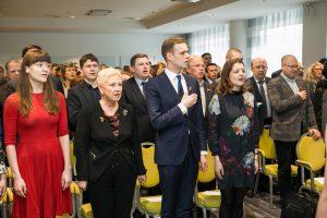 Nuo ko priklausys konservatorių pergalė Seimo rinkimuose?