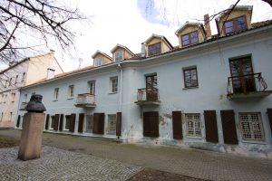 Kėdainiuose atsiras paminklas Vilniaus Gaonui