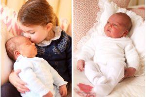Kensingtono rūmai išplatino pirmąsias princo Louiso nuotraukas