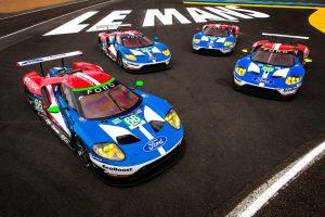 """Ford"" vėl laimėjo prieš ""Ferrari"""