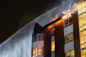 Per gaisrą Vokietijos ligoninėje žuvo du žmonės