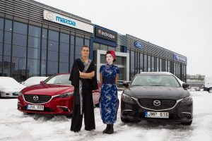 """Atnaujinta """"Mazda 6"""" – jau Lietuvoje"""