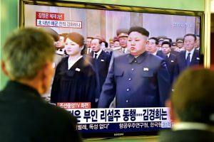 Šiaurės Korėjos televizijos dieta: šlovink vadą arba mirk
