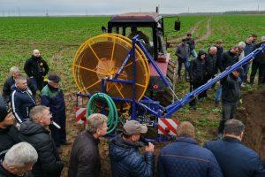 Ūkininkai pajėgūs išsausinti laukus, bet ne vieni