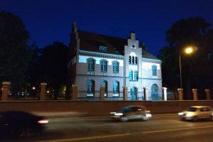 Istorinius Klaipėdos pastatus apšvietė be didelių investicijų