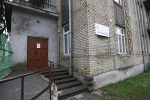 Baiminamasi dėl Vaiko raidos centro perkėlimo į Santaros klinikas