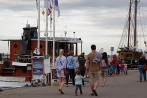 Kas labiausiai traukia turistus Nidoje?