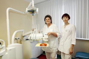 Klaipėdiečiai neskuba naudotis nemokamu gydymu