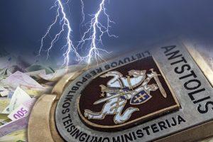Buvęs antstolis A. Zenkevičius korupcijos byloje nuteistas pagrįstai