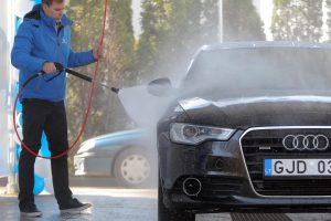 Nusiplauti automobilį – be rizikos subraižyti