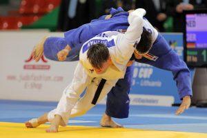 Dziudo imtynininkas O. Bareikis liko per žingsnį nuo bronzos medalio