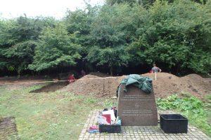 Kaune ekshumuojami Antrojo pasaulinio karo vokiečių belaisvių palaikai