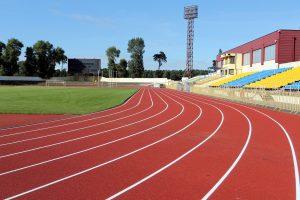 Planuojamas naujas regioninis stadionas