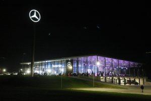 "Klaipėda prasideda ties ""Mercedes-Benz"""