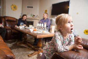 Įvaikinti mažyliai davė daugiau, nei tikėjosi