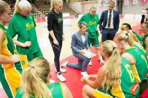 J. Kaušaitė grįžta į krepšinio rinktinę kaip trenerė