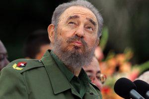 F. Castro ir jo socialistinė revoliucija