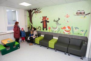 Kauno klinikinė ligoninė vaikus pasitinka kitaip